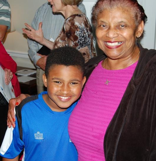 Acolyte and Grandmom