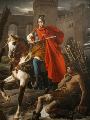 godong-painting-of-st-martin-sharing-his-coat-st-gatien-cathedral-tours-indre-et-loire